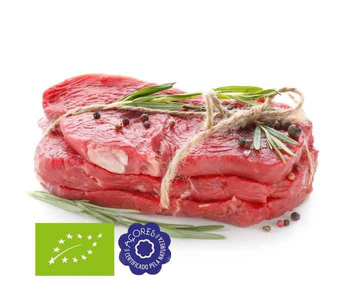 Carne biologica certificada Azores Meet Bio